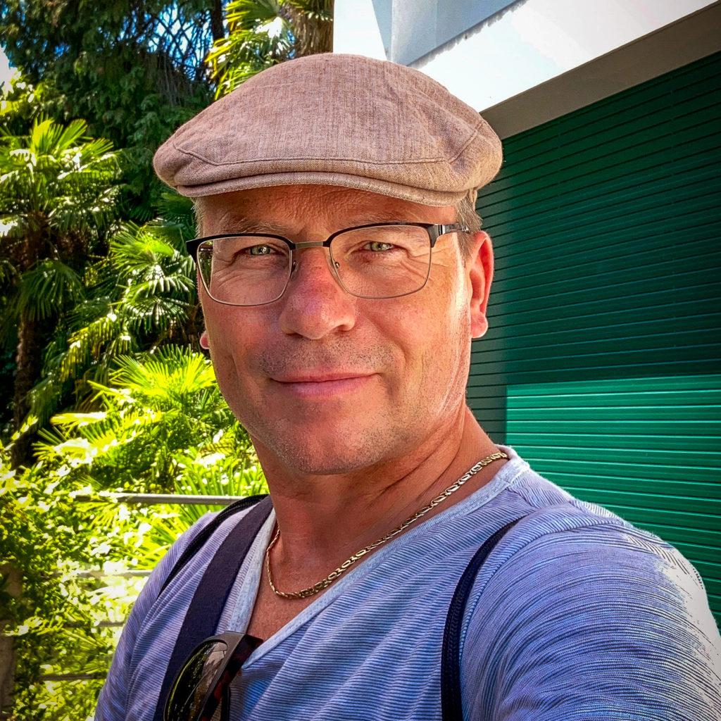 Porträt des Kuico Projektteilnehmers Michel van Es.