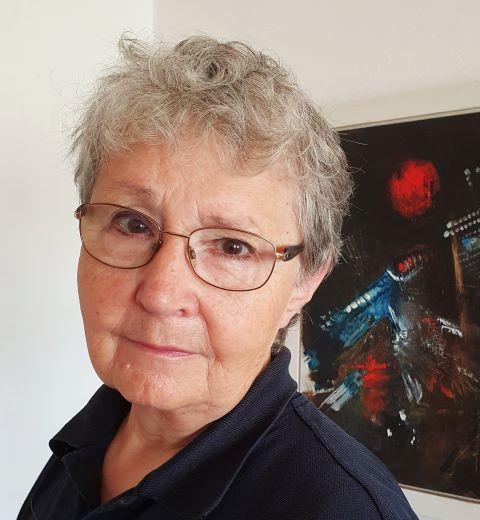 Porträt der Kuico Projektteilnehmerin Waltraud Gartner