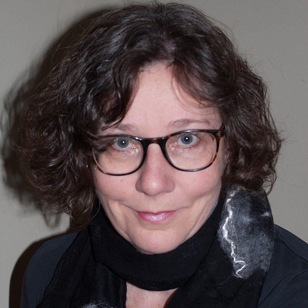 Andrea Berger ist eine der Teilnehmerinnen des Kunstprojekts #kuico.